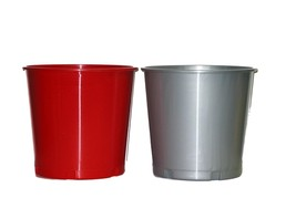 2  1 each RED SILVER OFFERING OR ICE BUCKETS MADE USA LEAD FREE NO BPA - €22,27 EUR