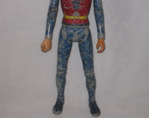 "NEAT 1968 12"" Marx Johnny West SILVER KNIGHT Figure"