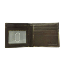 Timberland Men's Leather Billfold Logo Wallet w/ Leather Key Chain NP0440/01 image 10