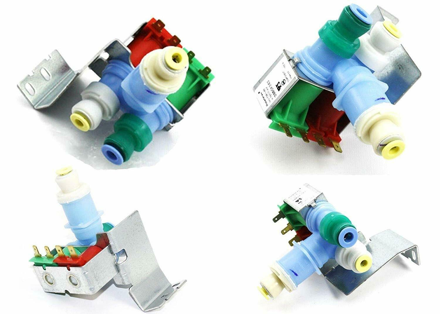 Primary image for New Robertshaw Water Inlet Valve For Whirlpool Kenmore 2205762 1 YEAR WARRANTY
