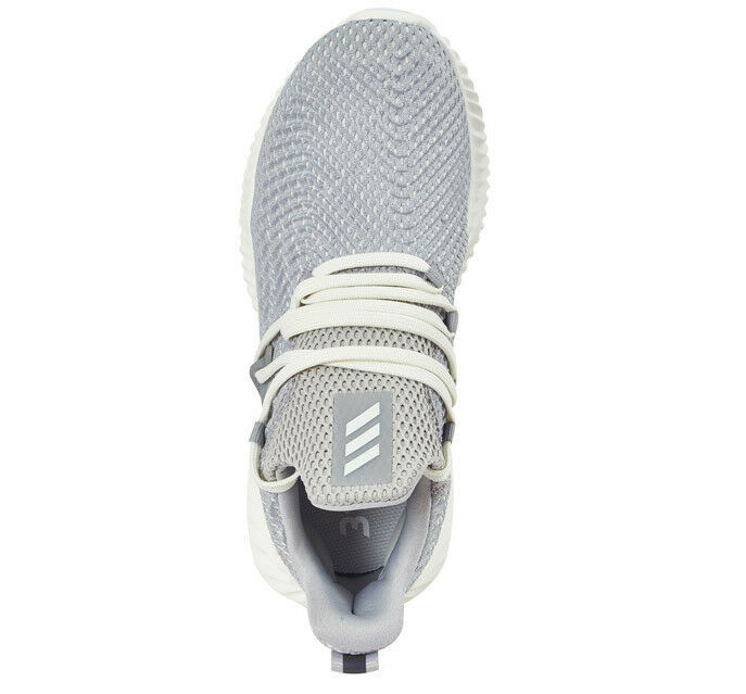 adidas alphaBOUNCE Instinct Women's Running Shoes Gray Fitness Gym NWT F36732 image 3