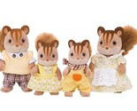 Calico Critters Hazelnut Chipmunk Family Other Preschool Pretend Play Toys
