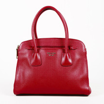 "Prada ""Promenade"" Saffiano Leather Satchel Bag - $1,085.00"