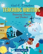 Teaching Writing: Balancing Process and Product (6th Edition) (Books by ... - $36.50
