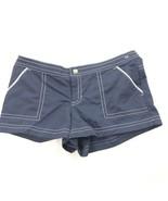 Tommy Hilfiger Women's Blue Board Shorts 36 - $19.79