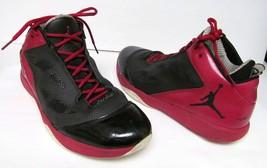 US 10 Athletic JORDAN Look NIKE Red 5 Sneakers Mesh Black Shoes 41HgUw