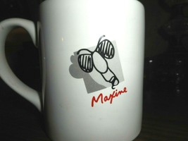 Hallmark Shoebox Greetings Maxine Cup Mug with Attitude is Everything  euc - $13.09