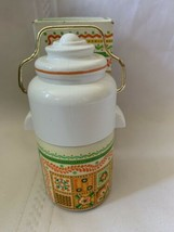 Vintage Avon Patchwork Cologne Mist 3 OZ Decanter in original box - $12.19