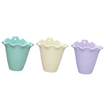 Flowerpot Container Home Garden Plant Balcony Hanging Water saving Stylish - €15,76 EUR