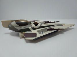 Star Wars The Clone Wars Mace Windu's Jedi Starfighter Hasbro Exclusive image 4