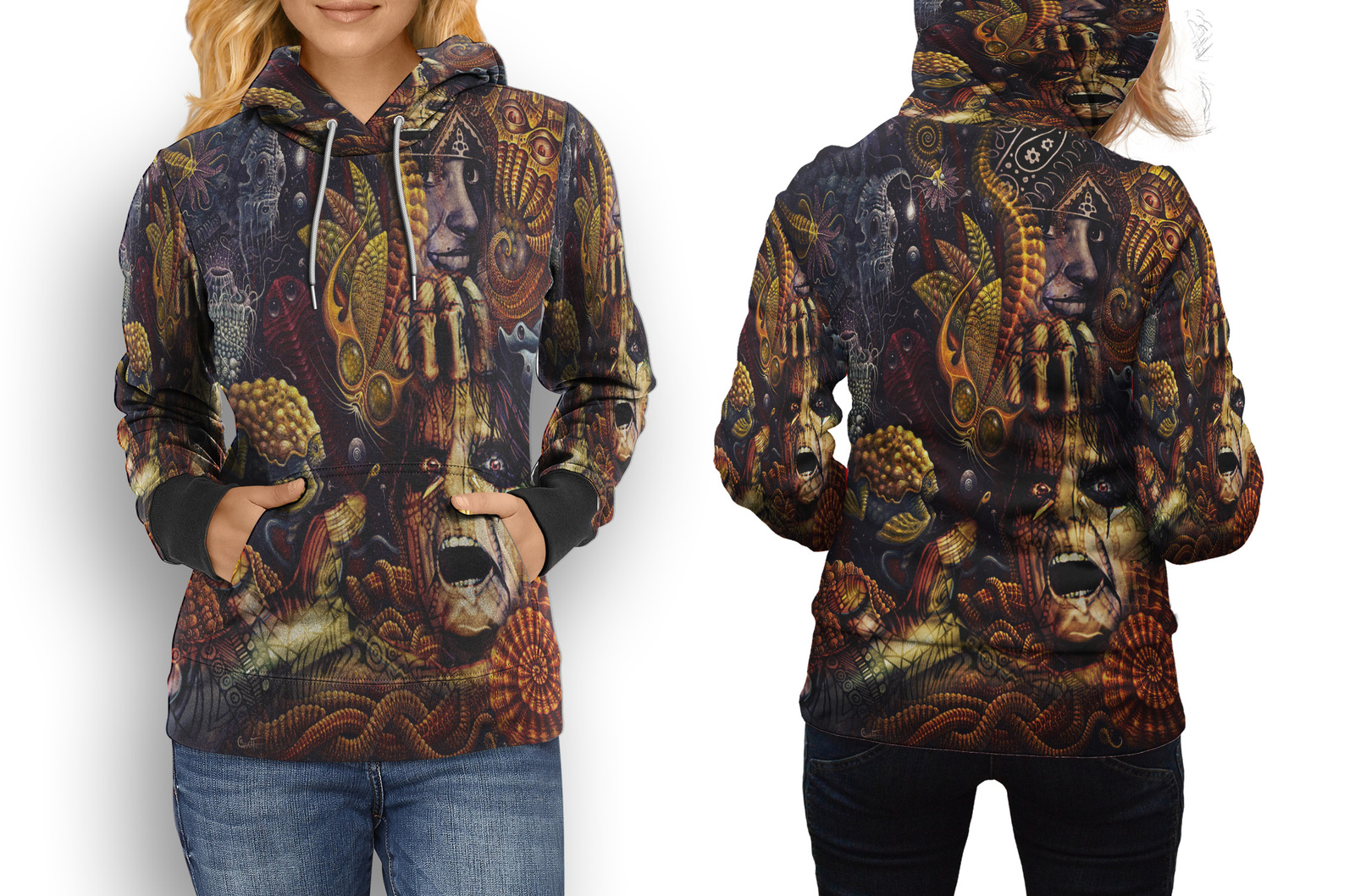Primary image for hoodie women Alice cooper
