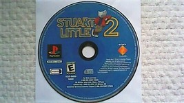 Stuart Little 2 (Sony PlayStation 1, 2002) - $4.75