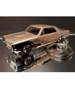 Gold 1965 GTO Key Chain Ring - $14.24