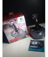 Logitech Wingman Attack 2 Throttle Joy Stick - $29.70