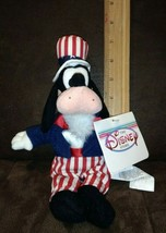 Disney Store Uncle Sam Goofy beanbag - $7.99