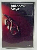 Autodesk Maya 8 Complete Unlimited DVD-ROM  Software Windows - $232.62
