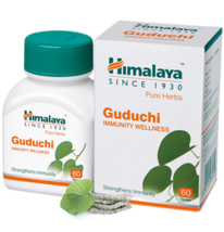 Himalaya Herbal Guduchi Tablets -Improves Immunity - $12.99+