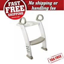 Ladder Step Stool Seat Potty Toilet Kids Training Toddler Bathroom Cover... - $41.00