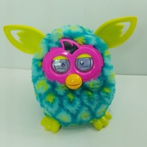 FURBY Hasbro Blue Yellow Toy Electronic Interactive Works  - HAS SCRATCHES - $20.94