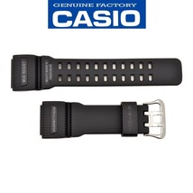 Genuine CASIO G-SHOCK  Watch Band Strap GWG-100-1A Original Black Rubber - $63.75 CAD