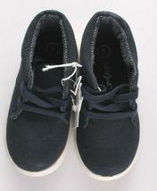 Cat & Jack Toddler Boys' Mid Rise Navy Heaton Casual Chukka Boots image 6
