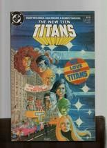 The New Teen Titans #6 - March 1985 - DC Comics - Marv Wolfman, Dan Jurgens. - $3.42