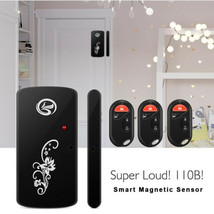 Door Window House Entry Alarm Sensor Wireless Remote Home Security Alert... - $22.28
