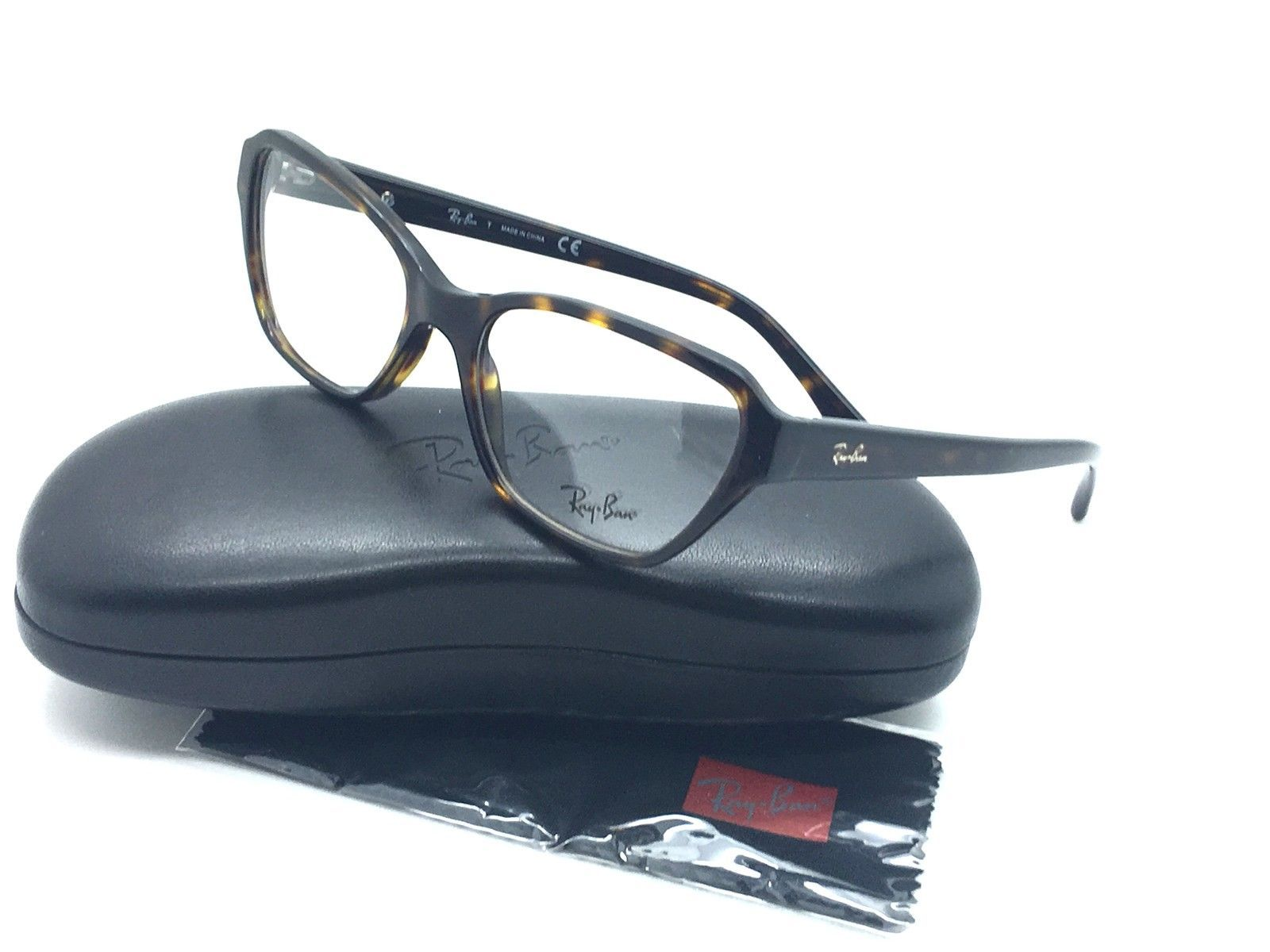 0787672095 Ray Ban Tortoise RB 5341 2012 53 mm Designer and 13 similar items
