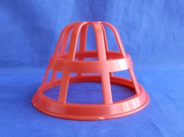 Mouse Trap Cage Number 23 Red 04657 Replacement Game Part Piece 2005 Edition - $0.99