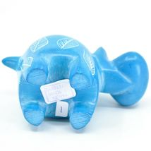 Vaneal Group Hand Crafted Carved Soapstone Light Blue Hippopotamus Hippo Figure image 5