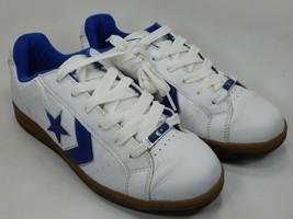 Converse One Star Misura US 10.5 M (D) Eu 44.5 Uomo Scarpe Sneakers Bianco
