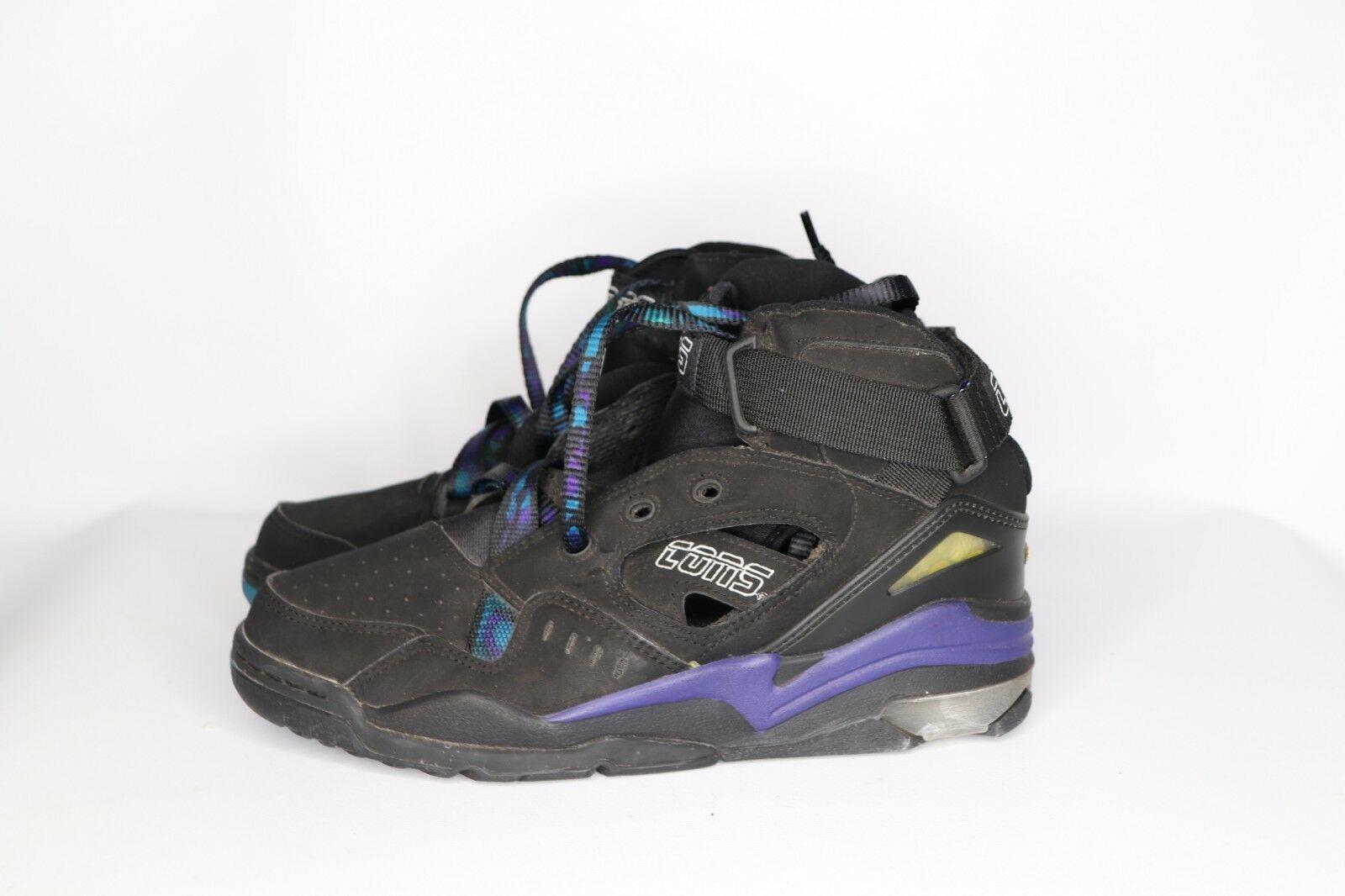 Vintage 90s Neu Converse Back Jam Larry Johnson Grandmama Schuhe Größe 8,5