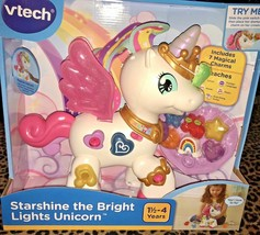 VTech Starshine the Bright Lights Unicorn 7 Magical Charms - $29.99