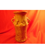 """7"""", Arts & Crafts Style, Vase, with Snake Handles, Signed; """"WiLD"""", 511 - $23.99"""