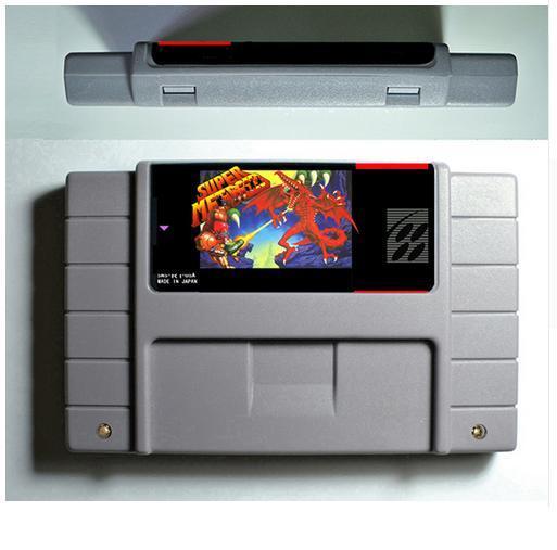 Super Metroided- Adventure Game Cartridge USA Version