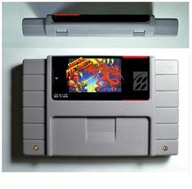 SNES Super Metroided- Adventure Game Cartridge USA Version - $15.85