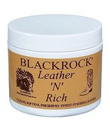 Blackrock Leather Cleaner and Conditioner - Case of 12 jars - $94.95