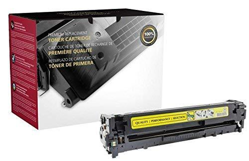 Inksters Remanufactured Yellow Toner Cartridge Replacement for HP CE322A (HP 128 - $60.76