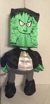 Hanging Door Wall Decoration 3D Frankenstein Halloween Wired Plush 3' - €25,19 EUR