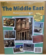 The Middle East (Photo Activity Cards, Brand New) 765515030446 - $16.99