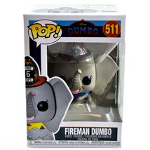 Funko Pop! Disney Fireman Dumbo #511 Vinyl Action Figure image 1