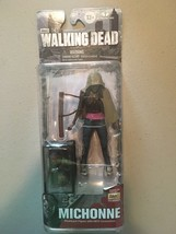 NEW The Walking Dead Michonne Action Figure 5 inches - $10.58