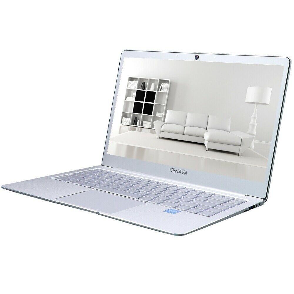 Cenava P14 Notebook 14 inch Windows 10 Home Version Intel Celeron N3450 Quad image 2