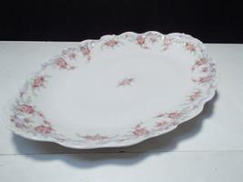Theodore Haviland Limoge France Elite Works Oval Serving Platter - $14.95