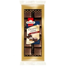 Schulte Marzipan Dominos in dark Chocolate 125g FREE SHIPPING - $7.91