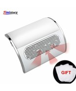 TIMI® Nail Fan Dust Suction Collector Manicure Salon Tools Vacuum Cleane... - $34.16+