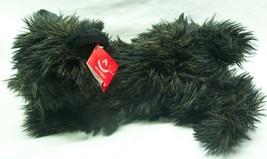 "Aurora Wizard of Oz TOTO BLACK TERRIER DOG 11"" Plush STUFFED ANIMAL Toy NEW - $19.80"