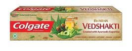 Colgate Swarna Vedshakti Toothpaste - 200 g Free Shipping - $16.82