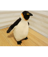 Emperor Penguin 13 inch Plush BBC Planet Earth Stuffed Animal - $18.69