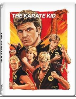 Karate Kid Steelbook [Blu-ray]